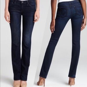 Ag Adriano Goldschmied Jeans - AG Adriano Goldscmidt The Ballad Boot Cut Jeans
